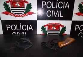 Dono de asilo em Ferraz de Vasconcelos é preso por porte ilegal de arma