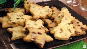Biscoitinho de Panetone - Receitas de Natal