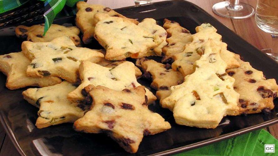 Biscoitinho de Panetone – Receitas de Natal