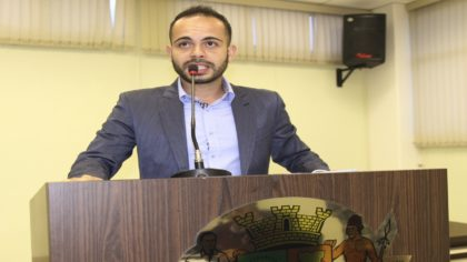 Armando Neto anuncia candidatura à presidência da Câmara de Itaquá