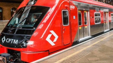 Trens da CPTM terão tarifa reajustada neste Domingo dia 13