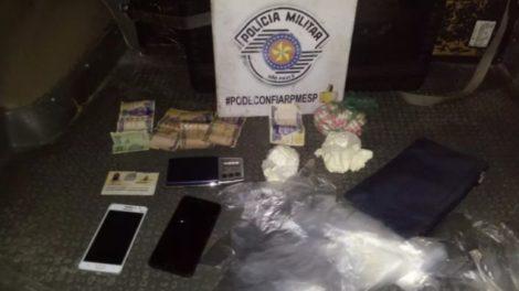 Nigeriano é preso por suspeita de tráfico internacional de drogas em Itaquaquecetuba