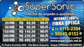 Supersonic - Internet de Respeito e Qualidade!