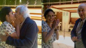 Aos 77, Erasmo Carlos se casa com mulher de 28 anos... O amor é lindo