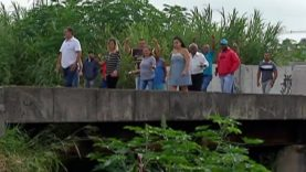 Ponte interditada parcialmente entre Itaquaquecetuba e São Paulo dificulta dia a dia dos moradores