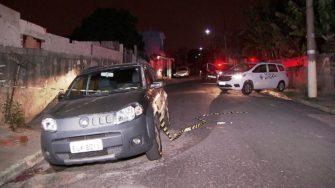 Suspeito de matar motorista enforcado com cinto, em Itaquaquecetuba, é preso