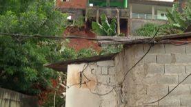Moradores do Jardim Morada Feliz reclamam da falta de prevenção de deslizamentos em Itaquaquecetuba