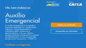 Auxílio Emergencial - Já é possível cadastrar no site oficial da Caixa