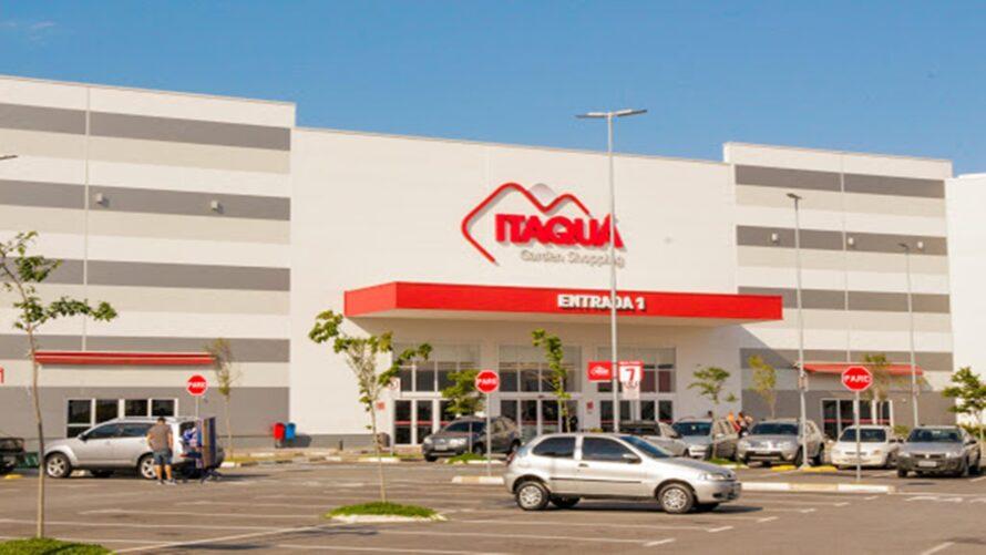 Loja de shopping é roubada em Itaquaquecetuba, diz PM