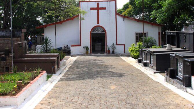 Cemitérios de Itaquaquecetuba têm novas regras devido a pandemia do Covid-19