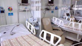 Sobe para 74,1% a taxa de ocupação dos leitos de UTI para Covid-19 nos hospitais estaduais do Alto Tietê